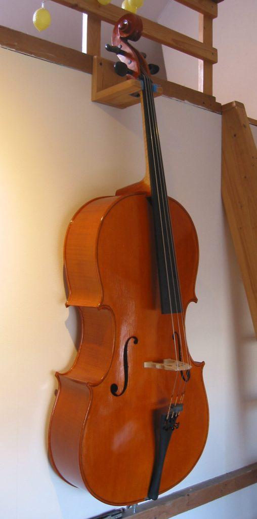 Cello Vioolbouw Yadava Utrecht